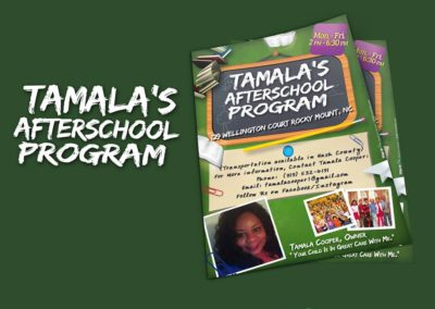 GLC - Tamala's Afterschool Mockup