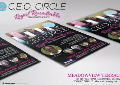 GLC - CEO Circle Roundtable Mockup