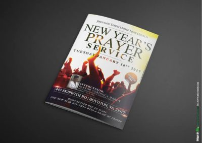 GLC - New Year's Prayer Service Mockup