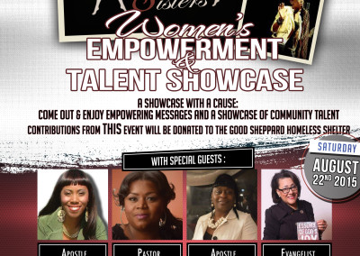 GLC SLS Empower Talent show