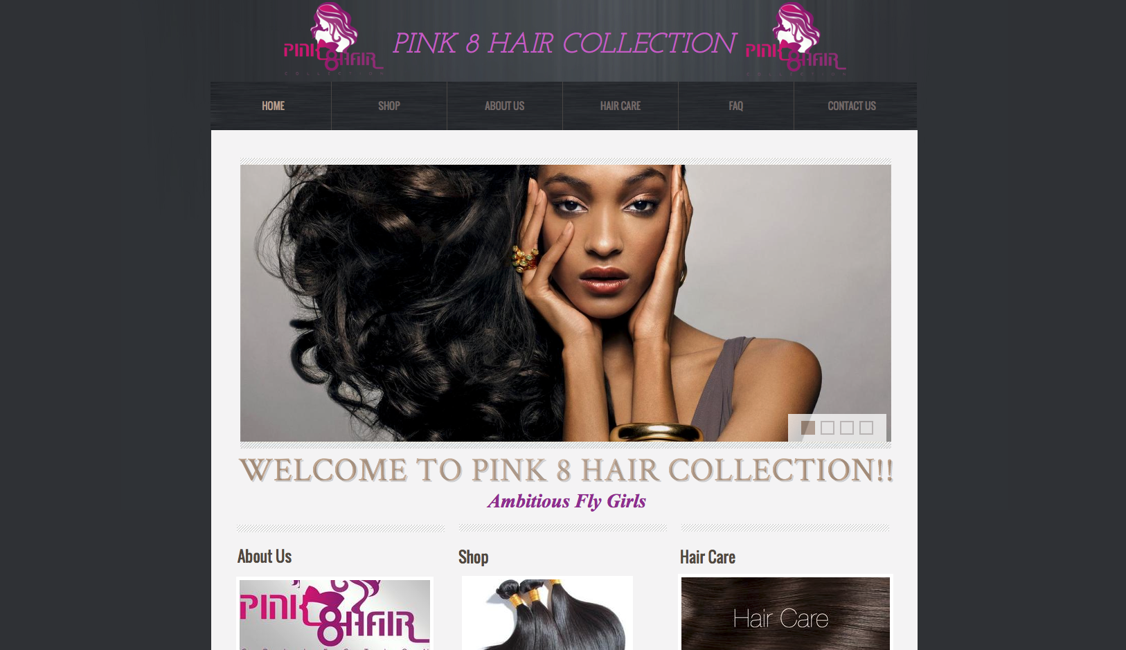 Websites greenlight creations pink8haircollection urmus Images